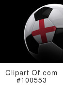 Soccer Clipart #100553 by stockillustrations