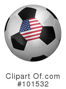 Soccer Clipart #101532 by stockillustrations