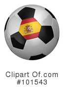Soccer Clipart #101543 by stockillustrations