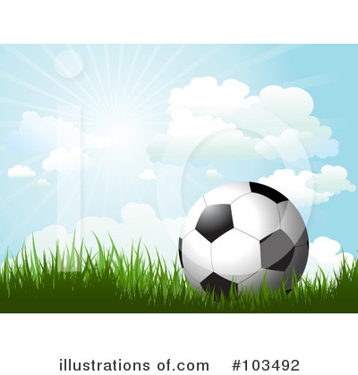 Soccer Clipart #103492 by KJ Pargeter