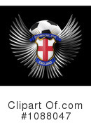 Royalty-Free (RF) Soccer Clipart Illustration #1088047