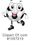 Soccer Clipart #1097319 by BNP Design Studio