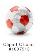 Soccer Clipart #1097913 by Mopic