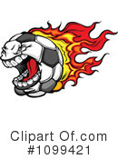 Soccer Clipart #1099421 by Chromaco