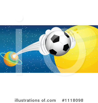 Soccer Clipart #1118098 by Graphics RF