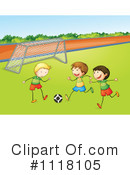 Soccer Clipart #1118105 by Graphics RF