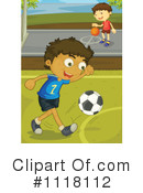 Soccer Clipart #1118112 by Graphics RF