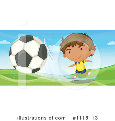 Soccer Clipart #1118113 by Graphics RF