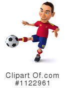 Soccer Clipart #1122961 by Julos
