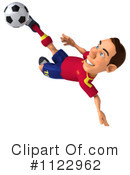 Soccer Clipart #1122962 by Julos