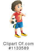 Soccer Clipart #1133589 by Graphics RF