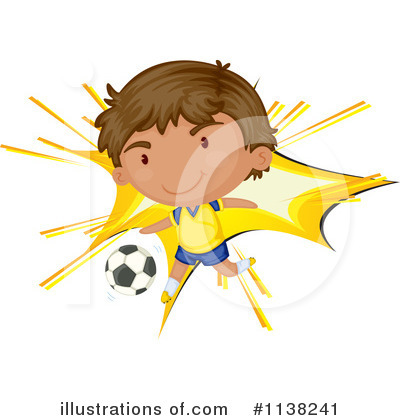 Soccer Clipart #1138241 by Graphics RF