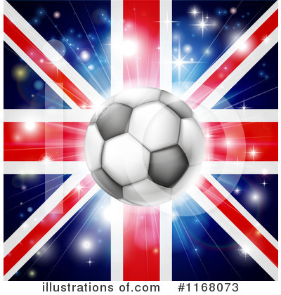 Union Jack Clipart #1168073 by AtStockIllustration