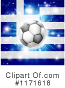 Soccer Clipart #1171618 by AtStockIllustration
