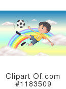 Soccer Clipart #1183509 by Graphics RF