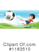 Soccer Clipart #1183510 by Graphics RF