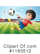 Soccer Clipart #1183512 by Graphics RF