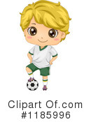 Soccer Clipart #1185996 by BNP Design Studio