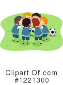 Soccer Clipart #1221300 by BNP Design Studio