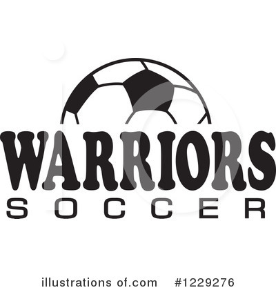 Soccer Clipart #1229276 by Johnny Sajem