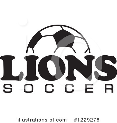 Soccer Clipart #1229278 by Johnny Sajem