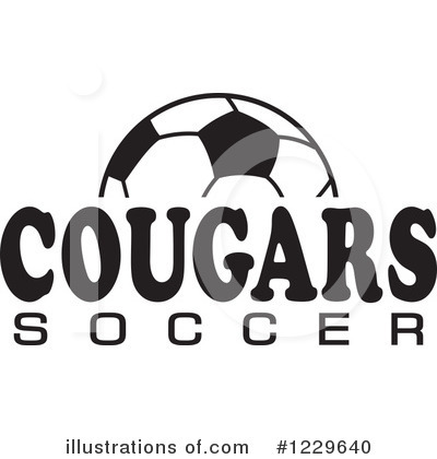 Soccer Clipart #1229640 by Johnny Sajem