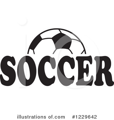 Royalty-Free (RF) Soccer Clipart Illustration by Johnny Sajem - Stock Sample #1229642