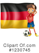 Soccer Clipart #1230745 by Graphics RF