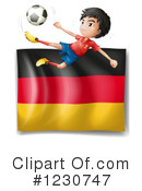 Soccer Clipart #1230747 by Graphics RF