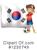 Soccer Clipart #1230749 by Graphics RF