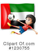 Soccer Clipart #1230755 by Graphics RF