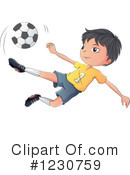 Soccer Clipart #1230759 by Graphics RF