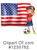 Soccer Clipart #1230762 by Graphics RF