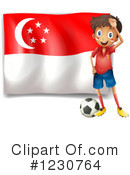 Soccer Clipart #1230764 by Graphics RF
