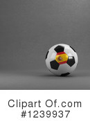 Soccer Clipart #1239937 by stockillustrations