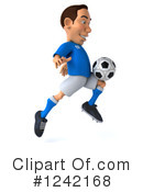 Soccer Clipart #1242168 by Julos