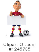 Soccer Clipart #1245735 by Julos