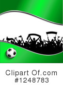 Soccer Clipart #1248783 by KJ Pargeter