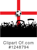 Soccer Clipart #1248794 by KJ Pargeter