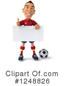 Soccer Clipart #1248826 by Julos