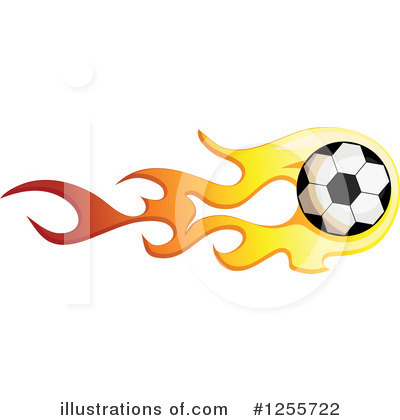 Football Clipart #1255722 by BNP Design Studio