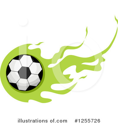 Football Clipart #1255726 by BNP Design Studio
