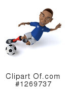 Soccer Clipart #1269737 by Julos