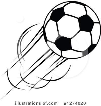 Soccer Clipart #1274020 by Vector Tradition SM