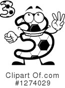Soccer Clipart #1274029 by Vector Tradition SM