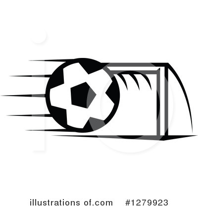 Soccer Clipart #1279923 by Vector Tradition SM