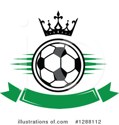 Soccer Clipart #1288112 by Vector Tradition SM