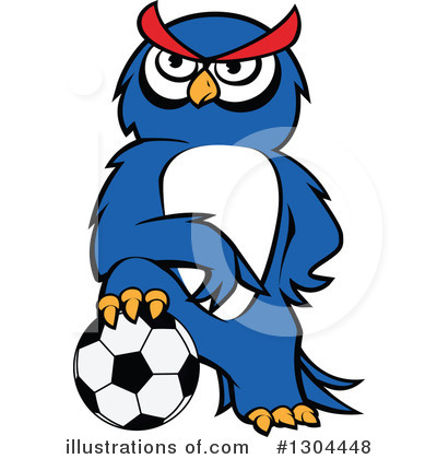 Soccer Clipart #1304448 by Vector Tradition SM