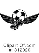 Soccer Clipart #1312020 by Vector Tradition SM