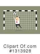 Soccer Clipart #1313928 by Vector Tradition SM
